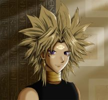 Yami no Marik by Team-Rocket-4eva