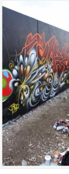 2nd Graffiti Contest Brugge BE by jabo4