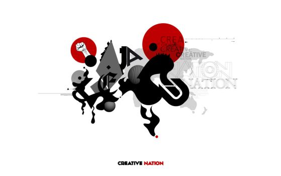 Creative Nation by alex-xs