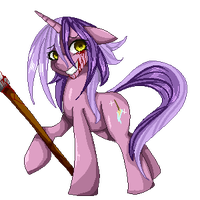 Noara want to play~(Pixel Gift) by LiiflessWolf