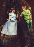 Cosplay: Peter nd Wendy by Abletodoall