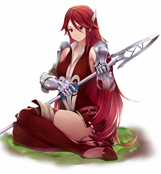 Cordelia (Commission) by A3wp