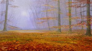 death in the autumn by andrekosslick