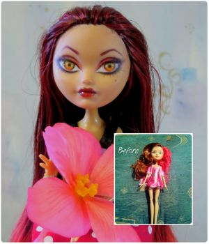 OOAK Ever After High fake doll by FORMALYNN