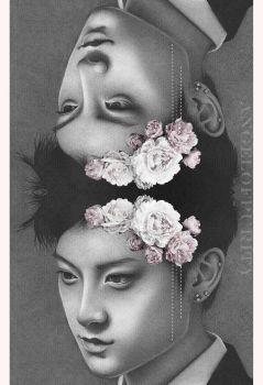 Flower Boy: Huang Zi Tao (EXO) by ANGELOFPURITY1992