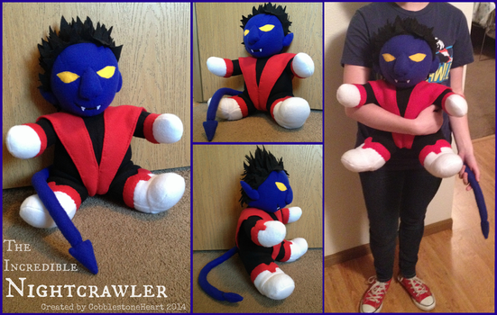 Nightcrawler by CobblestoneHeart