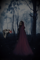 What lurks in the Woods by xrosestarx