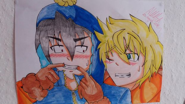 Get a smile for me Craig please ? (Crenny) by AlijahSmile