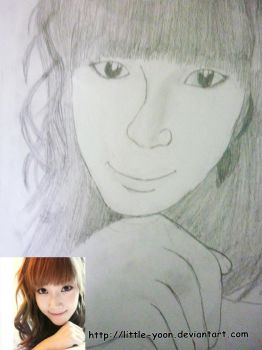 Drawing Jessica by Little-Yoon