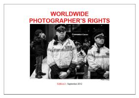 Worldwide Photographer's Rights (Edition 2) by DougNZ