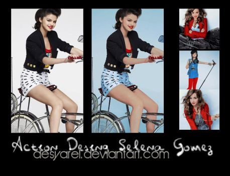 Action DesengO01. by desyarel