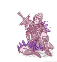 Void!Riven by thegadgetfishes