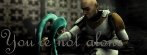 Waxer and Numa - You're not alone by Tipsutora