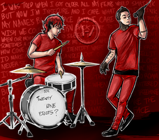 Twenty One Pilots - Stressed Out by NeppyNeptune