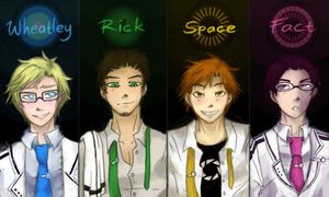 Portal 2 - Humanized Cores by Mossygator