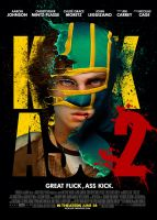 KICK-ASS 2 fanposter by marty-mclfy