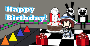 Birthday Theme by Tanooki-John