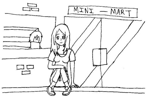 Week 8: Store Front by ninjafire9