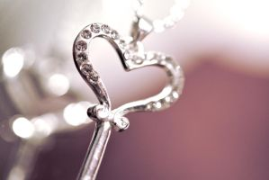 Heart Bokeh by kahlee-kat