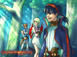 Breath of Fire 5 group by gndagnor