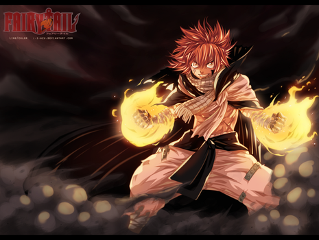Fairy Tail 418 - Challenger! by i-azu