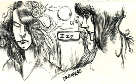 dreamers by halcyonblack