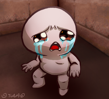 The Binding Of Isaac by RageShadows3346