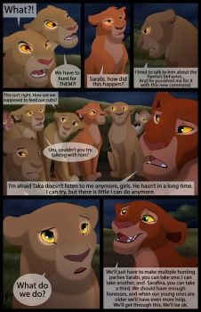 Scar's Reign: Chapter 1: Page 6 by albinoraven666fanart
