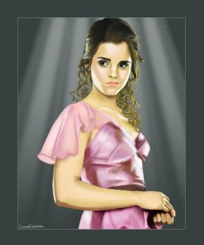 Hermione Granger by DesiredAdoration