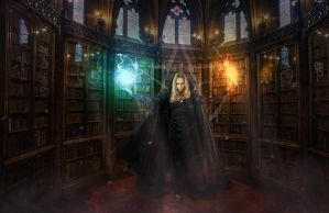 The Witch by WesterArt