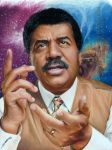 Neil deGrasse Tyson by AmBr0