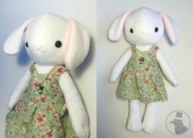 Bunny Doll by TheRuffledRaven