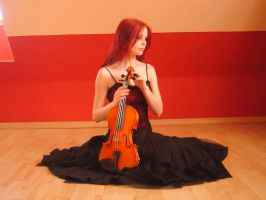 violinist 7 by liam-stock