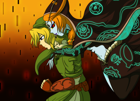 Legend of Zelda - TP: My Hero by CoolFireBird