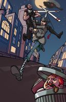 Inspector Gadget - Revamp by mike-loscalzo