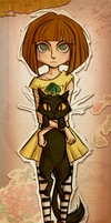Fran Bow by roseandthorn