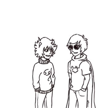 Davekat animation by Tsirpx3