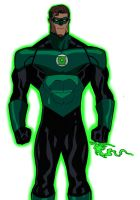 GREEN LANTERN FIRSTFLIGHT by CHUBETO