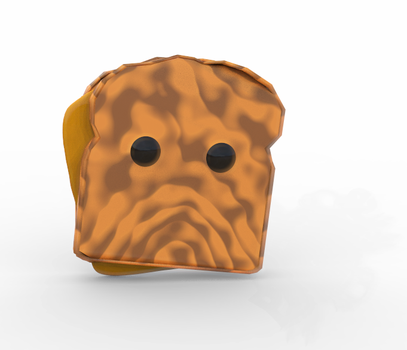 CuteFood #2 Grilledcheese by parnmkie