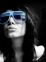 electric blue by rosfb