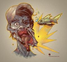 Zombie Color by fwatanabe