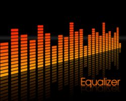 Equalizer Wallpaper by Nischo