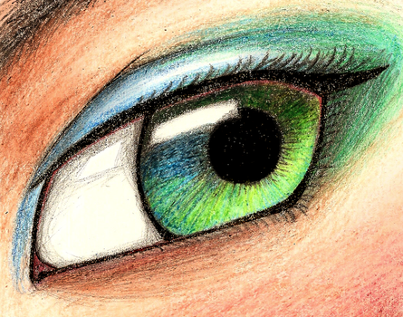 Eye by WhiteCraeon
