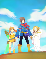 vyse and company by RossaCrow
