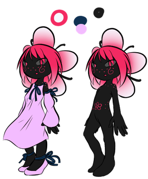 .:Cherry Pink:. by Whipeh