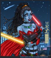 Coruscant Beauty by brianne333