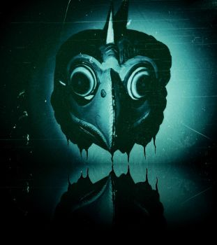 Mask of the Night by DoctorNono
