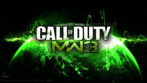 Modern Warfare 3 by iiAmSlightlyWet