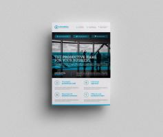 Corporate Business Flyer vol. 1 by nazdrag