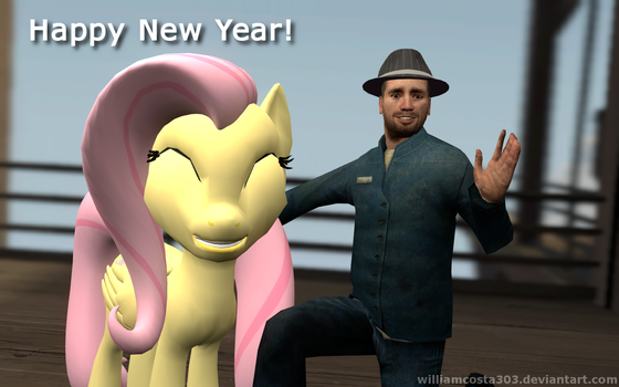 Happy New Year! by WilliamCosta303